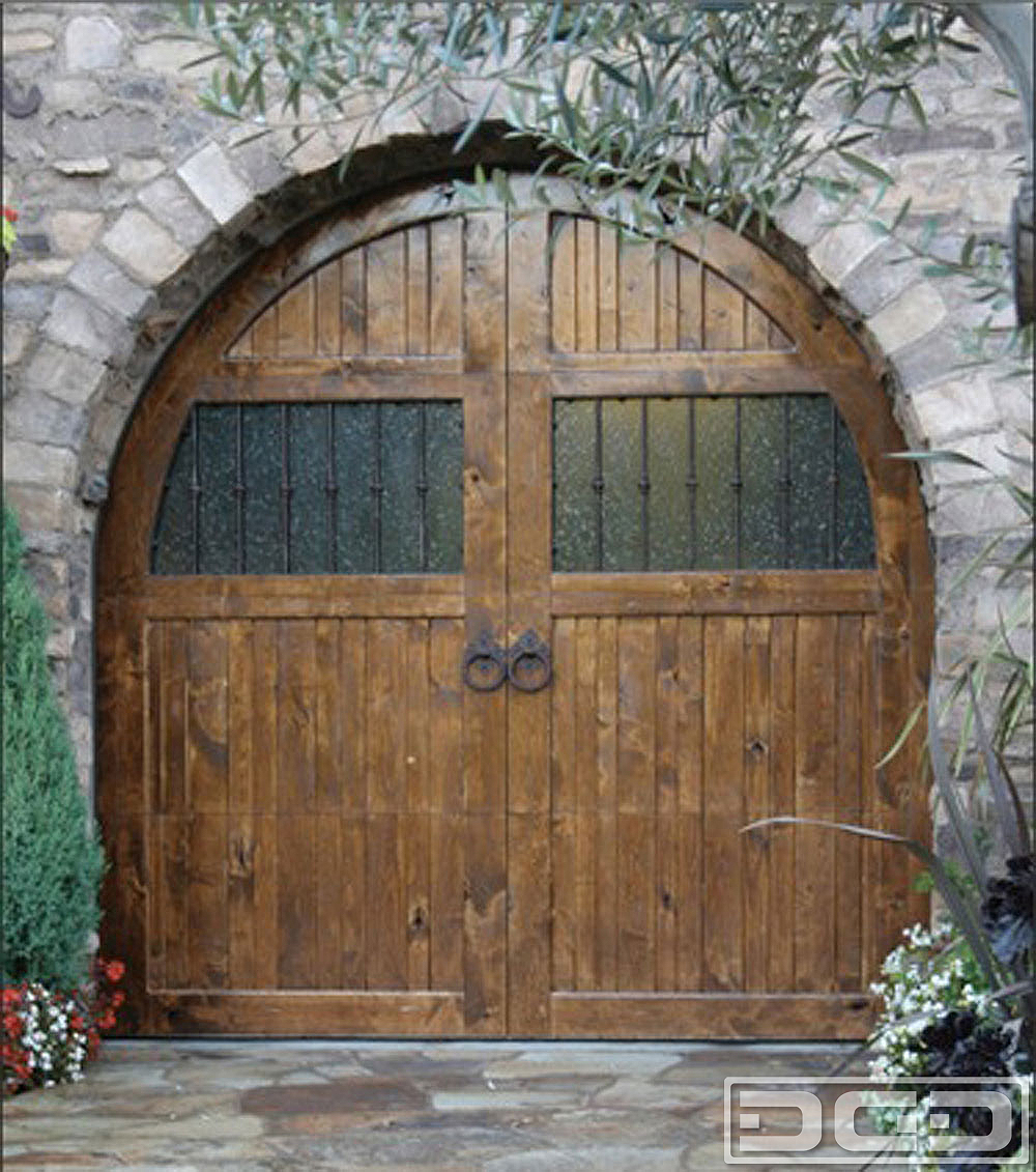 Tuscan Renaissance 10 Custom Architectural Garage Door