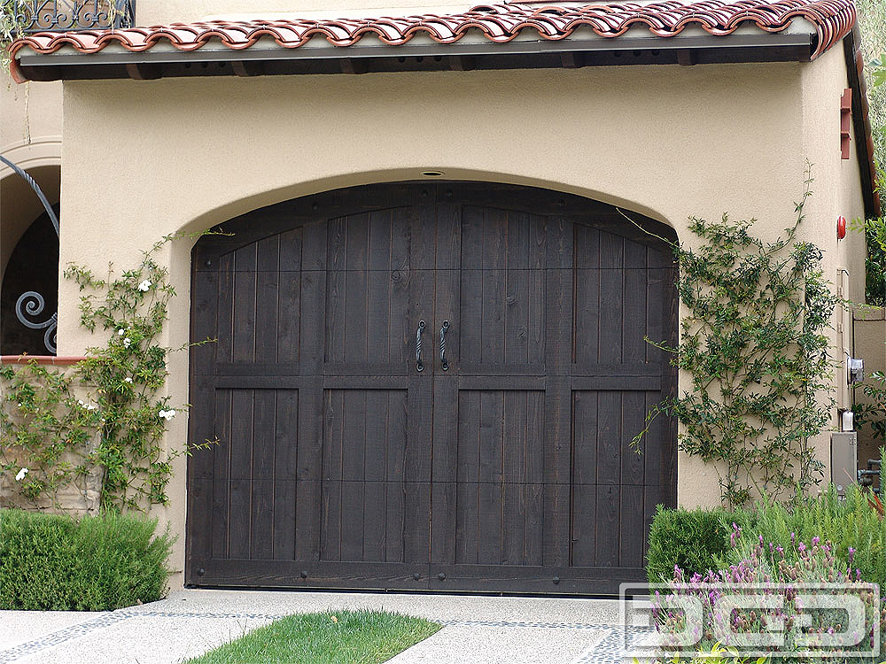 Tuscan Renaissance 11 | Custom Architectural Garage Door