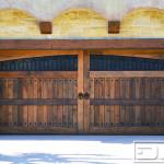 Tuscan Style Garage Doors