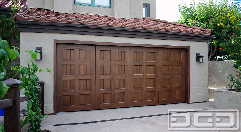 Related Project of California Dream 21 | Custom Architectural Garage Door
