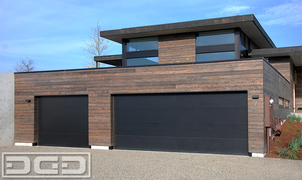 ... Related Project Of Mid Century 01 | Custom Architectural Garage Door
