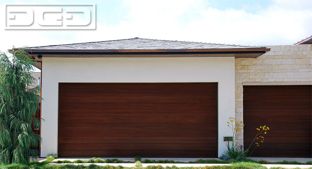 Beau Contemporary 08 | Custom Architectural Garage Door