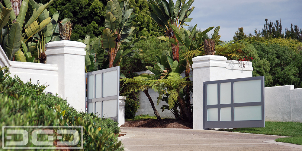Related Project of Architectural Gates 27 | Custom Designer Driveway Gate