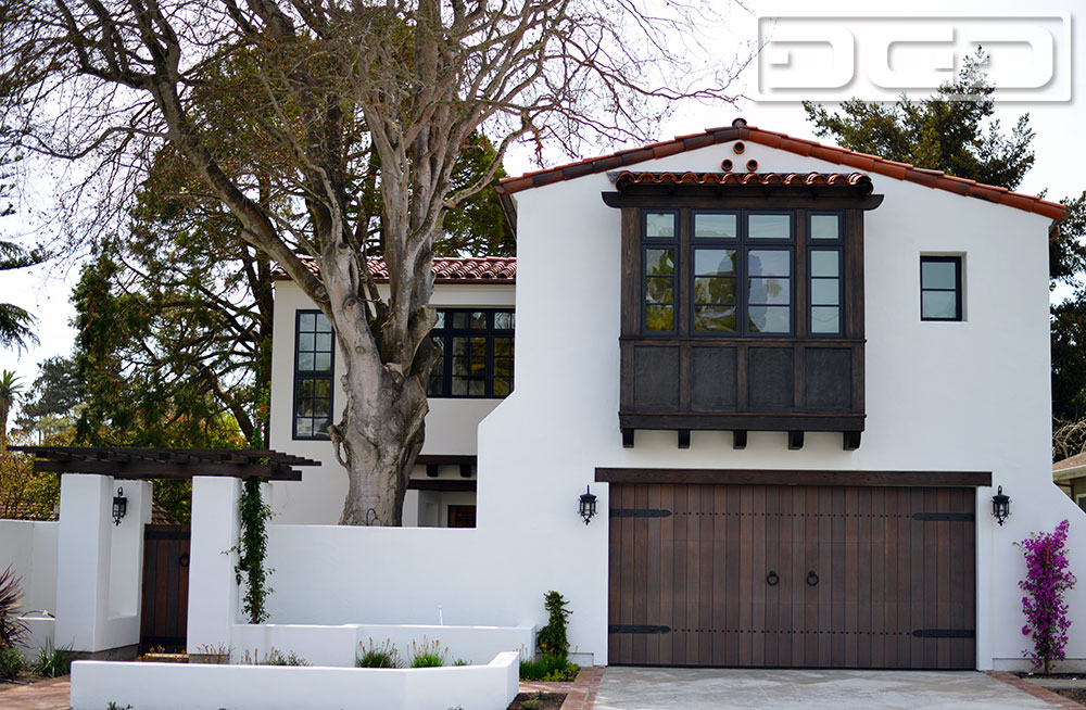 Related Project of Spanish Colonial 15 | Custom Architectural Garage Door