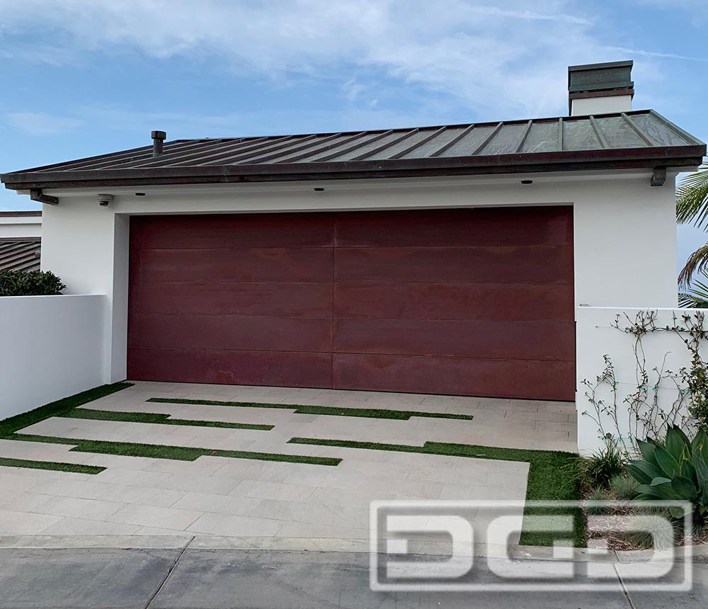 Contemporary 09 | Custom Architectural Garage Door