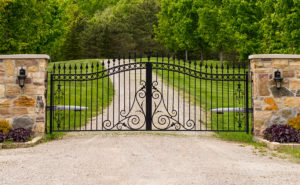 Which Style of Driveway Gate is Right for Your Home?
