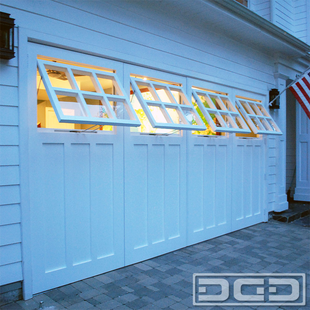 Related Project of Heirloom 01   Authentic Architectural Carriage Door Conversion