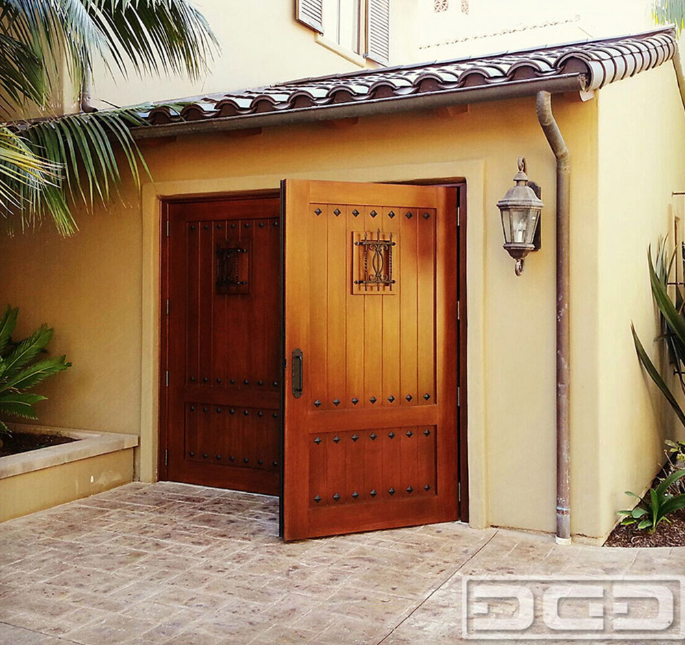 Heirloom 08 | Authentic Architectural Carriage Door Conversion