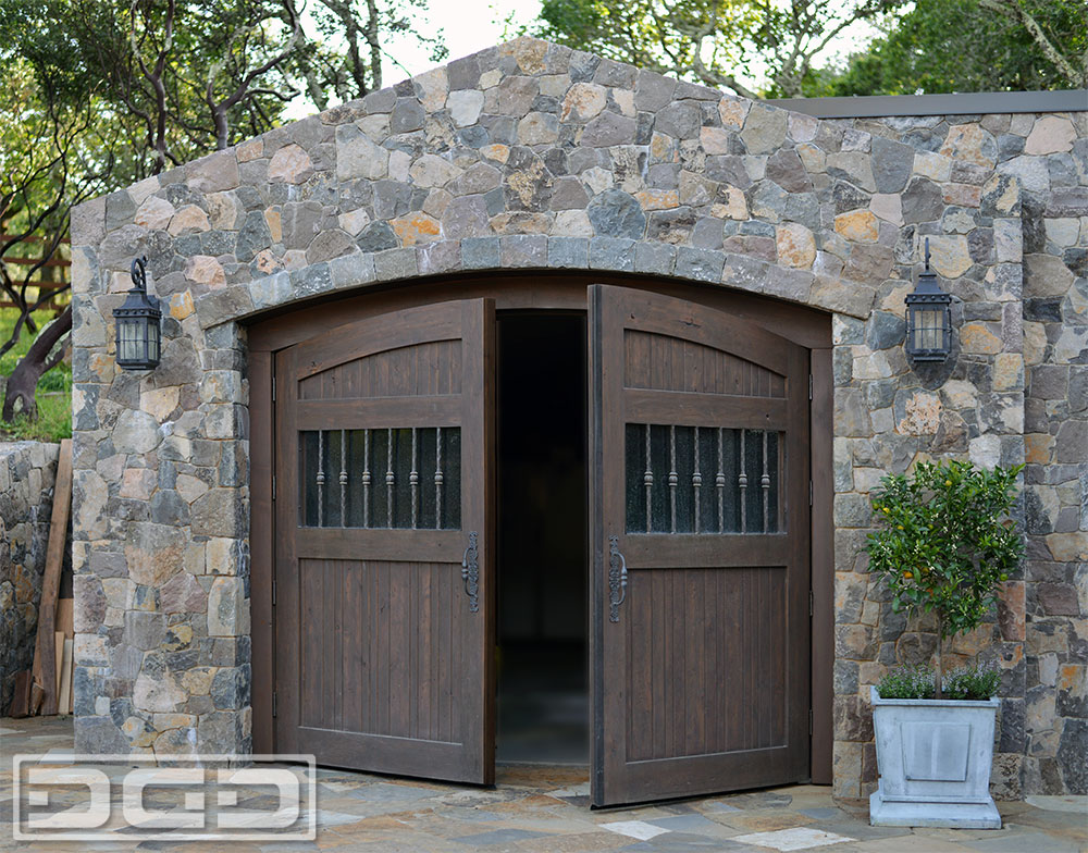 Heirloom 06 | Authentic Architectural Carriage Door Conversion