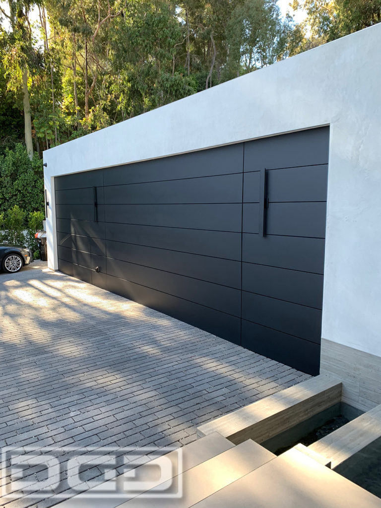Related Project of Contemporary 01 | Custom Architectural Garage Door