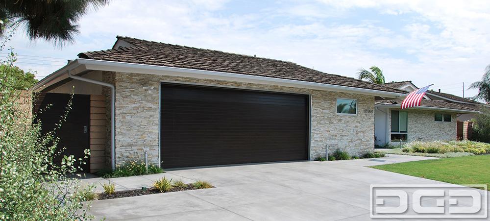 Related Project of Mid Century 06 | Custom Architectural Garage Door