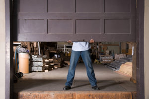 Are You Stuck with a Garage Door That Won't Open? 5 Potential Culprits