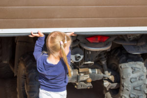 These Simple Steps Can Help Keep Children Safer Near Garage Doors  How to Childproof Garage Doors