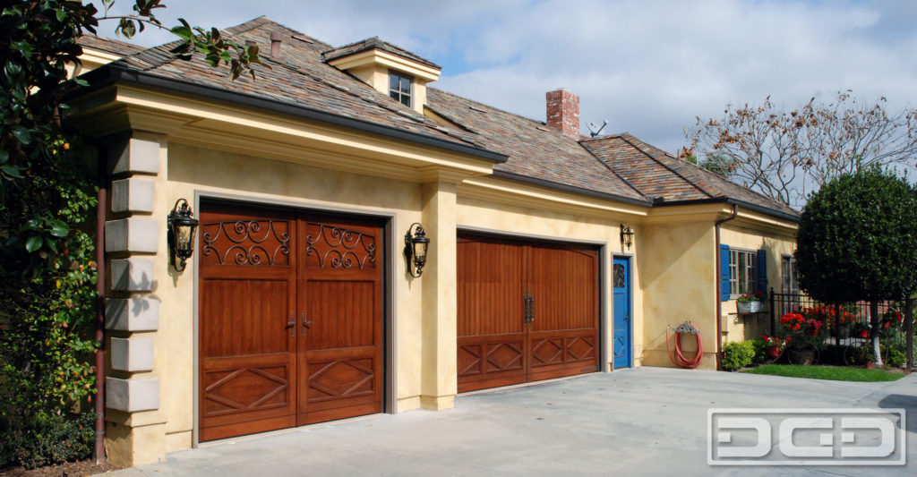 Related Project of French Campestral 02 | Custom Architectural Garage Door